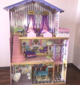 Кукольный дом (трёхэтажный)