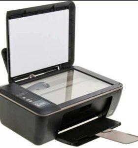 Принтер HP DeskJet Ink Advantage 2520hc