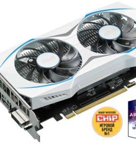 Видеокарта ASUS AMD Radeon RX 460 , DUAL-RX460-O2G