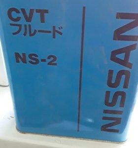 Трансмиссионное масло CVT