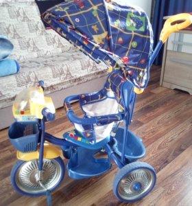 Трёх колёсный велосипед, детский