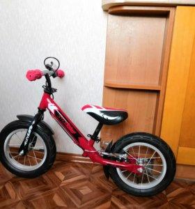 Small rider air беговел