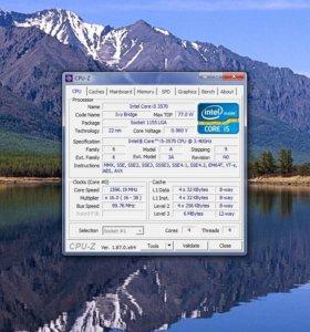 Системник на Intel Core i5-3570 (1155 LGA)