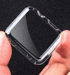 Защитные чехлы на Apple Watch 3 38/42 mm