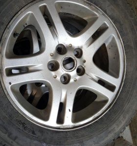 Land Rover Discovery 255/60R 18
