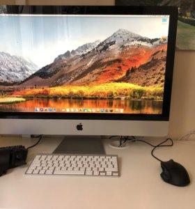 iMac 27 2011 i7 3,4 GHz 16 gb radeon 2048 mb