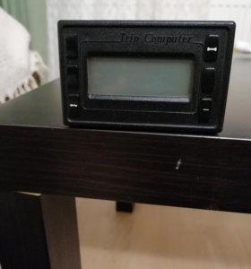 Бортовой компьютер на ваз 2110 - 2112