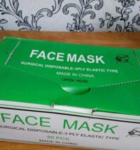 Продам медицинские маски