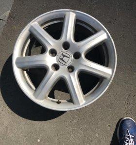 Диски R17 ориг. б\у Honda Civic - (SMG770A)