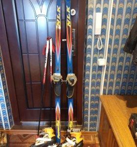 Лыжи и ролики