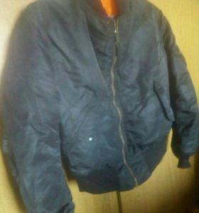 Куртка бомбер MA-1 Alpha Industries США