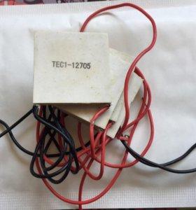 Элементы Пельте TEC12705 12 В 5A