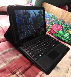 Планшет ноутбук на windows 10 irbis tw77