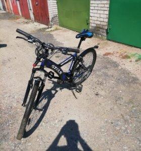 Велосипед горный Stels navigator-550
