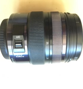 Panasonic 12-35 f2.8