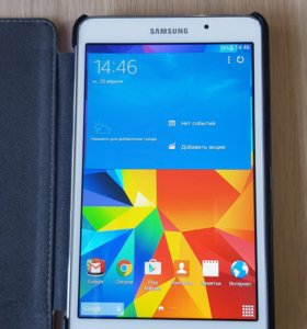 Samsung galaxy tab 4 mini