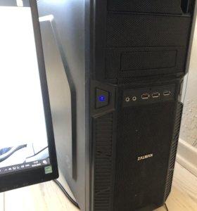 Компьютер Intel Core i5-6600