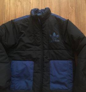 Куртка на мальчика Адидас (оригинал)