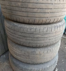Резина hankook optimo