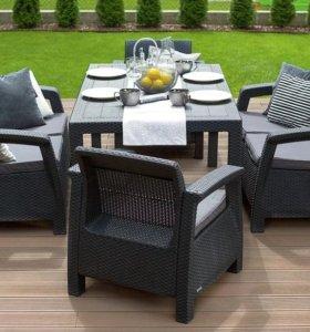 Комплект Мебели из ротанга.