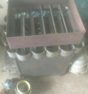 Печь електрическая для сауны или бани