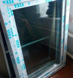 Продам окна Veka 3 НОВЫЕ 2шт