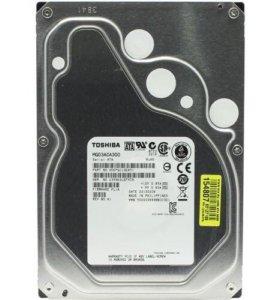Жесткий диск 3 ТБ
