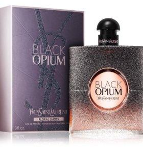 Туалетная вода, духи, парфюм Black Opium