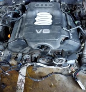 Двигатель Ауди А4 V6 2.8 APR