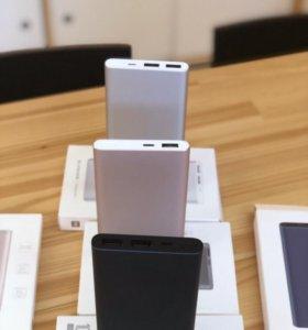 Накопитель заряда Power Bank Xiaomi 10000 mAh