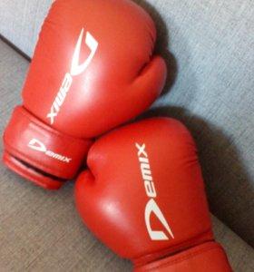 Перчатки боксерские 6-ОZ