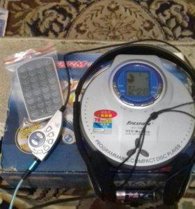 VCD,MP3,CDплеер