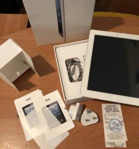 iPad Wi-Fi Cellular 64GB White.