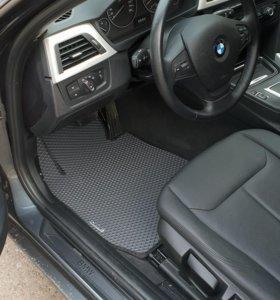 Автоковрики EVA для BMW 3-Series F30 (2011-2018)