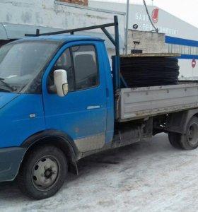 Грузоперевозки по СПб и ЛО бортовыми машинами
