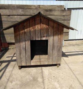 Продаю будку для большой собаки