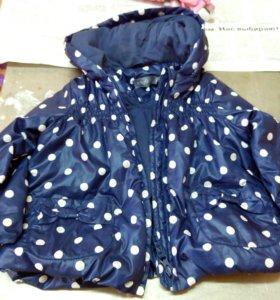 Фирменные детские куртки