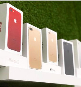 Новые Iphone 5s , 6 , 6s , 7 , 7 plus с гарантией
