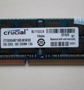 SODIMM DDR3 8Gb