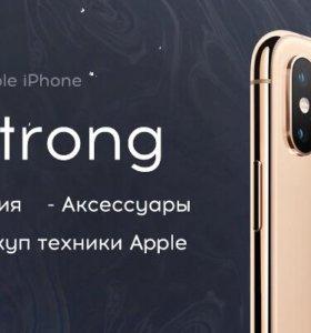 Apple iPhone. В наличии. Магазин. Годовая гарантия