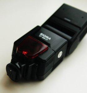 Вспышка Sigma EF-500 ST
