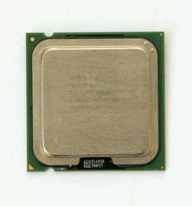 Процессор CPU Intel Pentium 4 Добавить