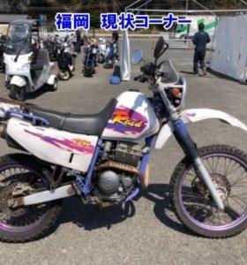 Yamaha TTR250 Raid 1996. Без пробега по РФ.