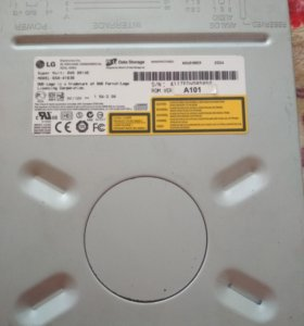 Оптический привод LG gsa 4163b