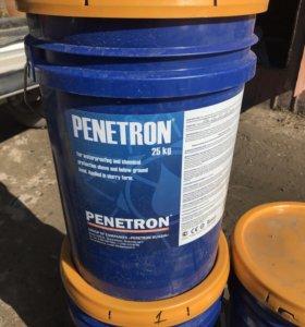 Гидроизоляция пенетрон PENETRON