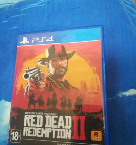 Продам игру на PS 4