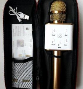 Микрофон колонка Q9