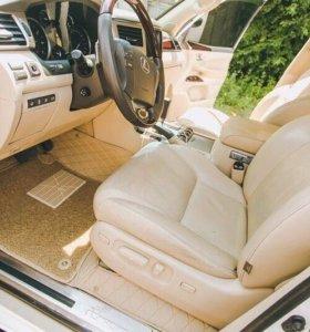 3D автоковрики премиум класса для Lexus LX - 570