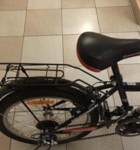 Велосипед Novatrack Racer