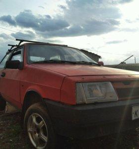 ВАЗ (Lada) 2108, 1988